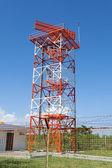 Radar kulesi — Stok fotoğraf