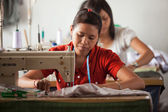 Textilfabrik — Stockfoto
