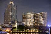 Baangkok skyline — Stock Photo
