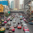 Stock Photo: Bangkok Traffic
