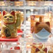 Stock Photo: Maneki neko