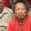 Old Balinese men — Stock Photo #9260282