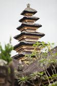 Mother temple in Bali — Stock Photo
