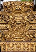 Balinesiska skulptur — Stockfoto