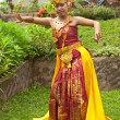 balinese dancer — Stock Photo