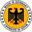 Made in Germany - Stock Vector