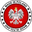 Made in Poland - Stock Vector