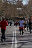 Maratoneti — Foto Stock