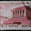 Post stamp Buuchinh, Vietnam — Stock Photo