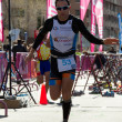 Runner from I Duathlon Toledo - Stockfoto