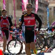 Duathlon runners - Stockfoto