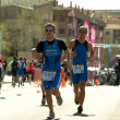 Runners from I Duathlon Toledo — 图库照片