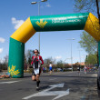 Race checkpoint - Stockfoto