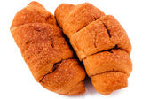 Pair of Croissant — Stock Photo