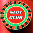 Royalty-Free Stock Photo: Slot Club