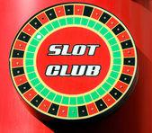 Slot Club — Stock Photo