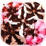 Ice cream mixes — Stock Photo