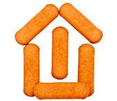 Casa de galleta — Foto de Stock