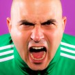 Angry man — Stock Photo #10514406
