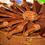 Chocolate dessert — Stock Photo #10565203