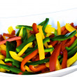 Royalty-Free Stock Photo: Peppers mix