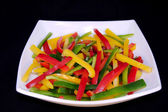 Peppers mix — Stock fotografie