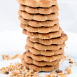 Royalty-Free Stock Photo: Tower of cookies
