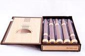 Cubaanse sigaar pack — Stockfoto