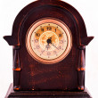 Antique clock — Stock Photo #9532362