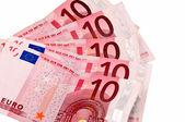 10 Euro — Stock Photo