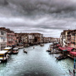 hdr venice — Stock Photo