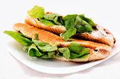 Sandwich par — Stock Photo