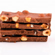 Royalty-Free Stock Photo: Choco block