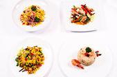 Restorant menu — Stockfoto