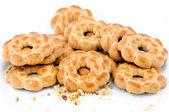 Roun cookies — Stockfoto