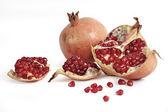 Granat, pomegranate berries — Stock Photo