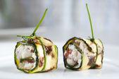 ズッキーニの前菜 — ストック写真