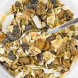 Stock Photo: Multi fruit and nut muesli