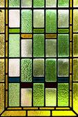 Kolorowe witraże — Zdjęcie stockowe