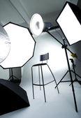 Photo studio — Stock Photo