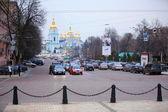 Vladimirsky driveway — Stock Photo