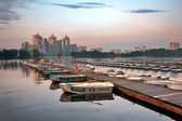 Dnieper — Stock Photo