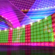 Stock Photo: Disco stage set g