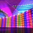 Stock Photo: Disco stage set e
