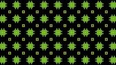 Green and dark pattern backgroundd — 图库照片
