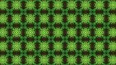 Green pattern background — Stock Photo
