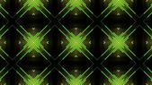 Green disco dance background 02 — Photo