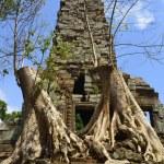 Preah Palilay at Angkor Cambodia — Stock Photo