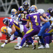 Vienna Vikings vs. Graz Giants - Foto Stock