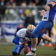 Vienna Vikings vs. Graz Giants — 图库照片